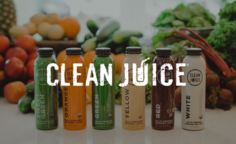 graphic for Clean Juice