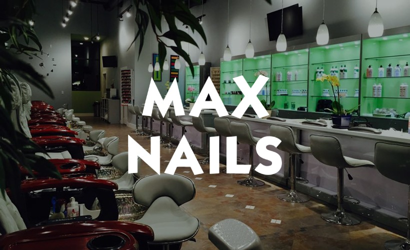 graphic for Max Nails