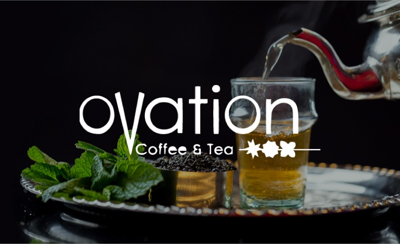 graphic for Ovation Coffee
